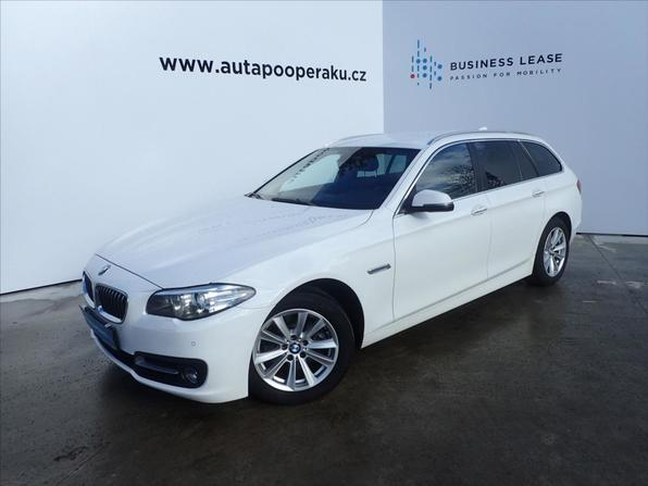 520d xDrive AT8 NAVI+WEBA