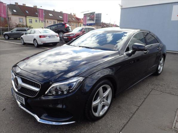 Mercedes-Benz CLS 350d 4Matic AT9 AIRMATIC