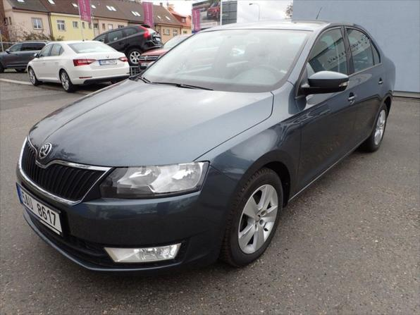 Škoda Rapid 1,4 TDI Ambition Plus PDC